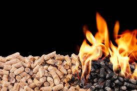 ardere peleti